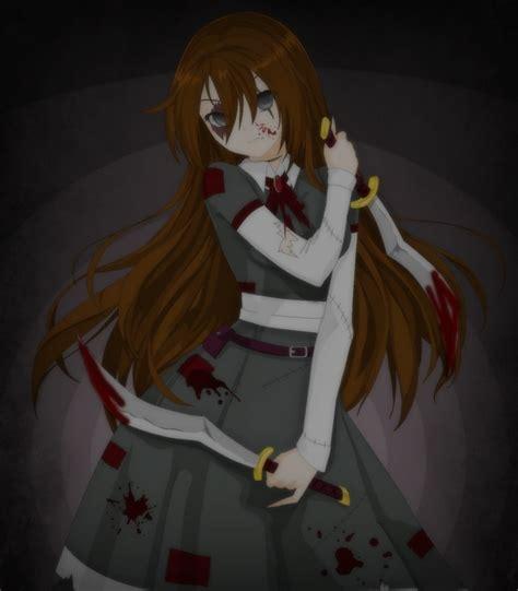 doll reader x creepypasta creepypasta oc by tfafangirl14 on deviantart
