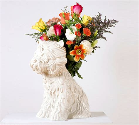Koons Puppy Vase by Jeff Koons Puppy Vase Available For 7 500 00 Daily Icon