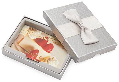 Cheesecake Factory Gift Card Pin - gift boxes cheesecake and the o jays on pinterest