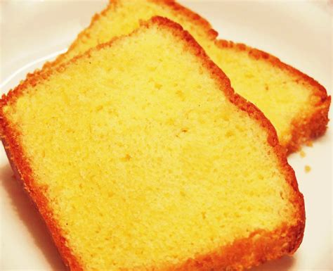 basic yellow butter cake recipe dishmaps
