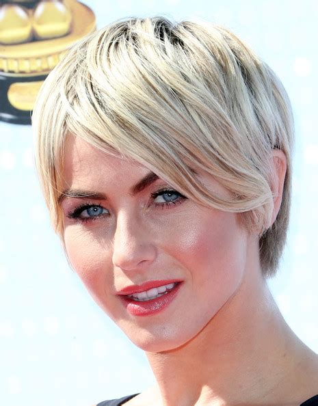 what kind of cut is julianne hough in safehaven movie 15 classy celebrity short hairstyles for summer pretty