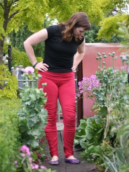 pattern magic apple peel pants red quot apple peel quot leggings by melissa fehr project