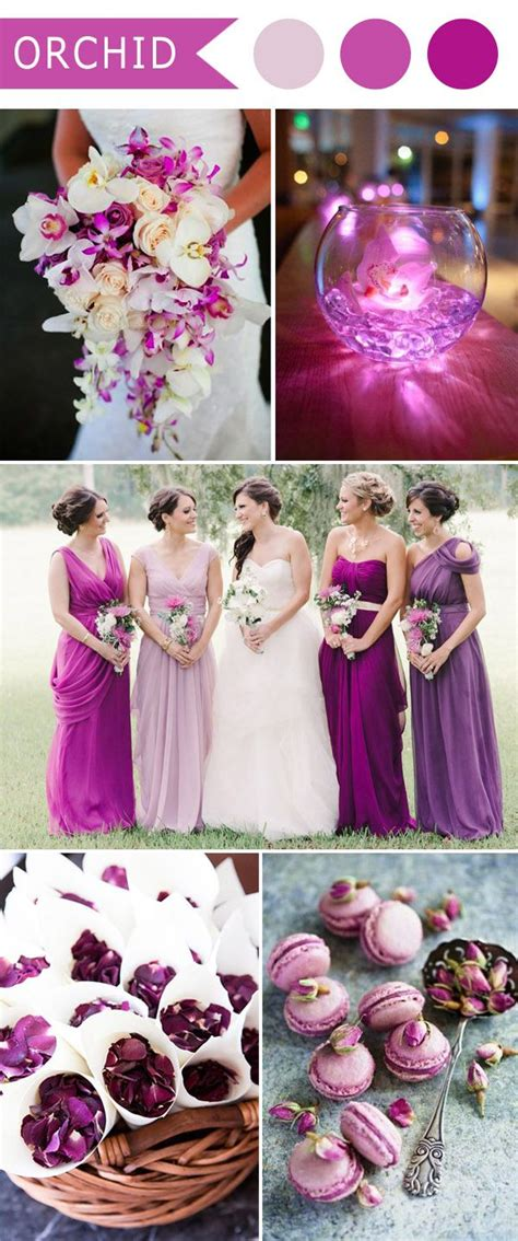 themes of colour purple 17 best ideas about purple orchid wedding on pinterest