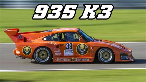 porsche 935 k3 porsche 935 k3 turbo monsters at n 252 rburgring and spa
