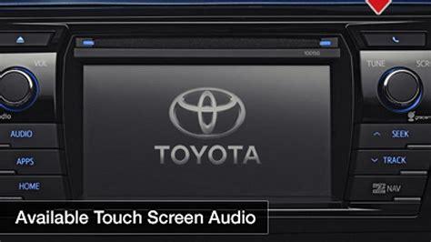 Toyota Radio 2014 Toyota Corolla Teaser Radio Egmcartech