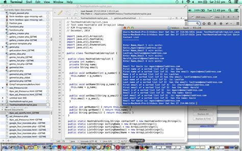 tutorial xcode java java hashtable primer tutorial robert james metcalfe blog