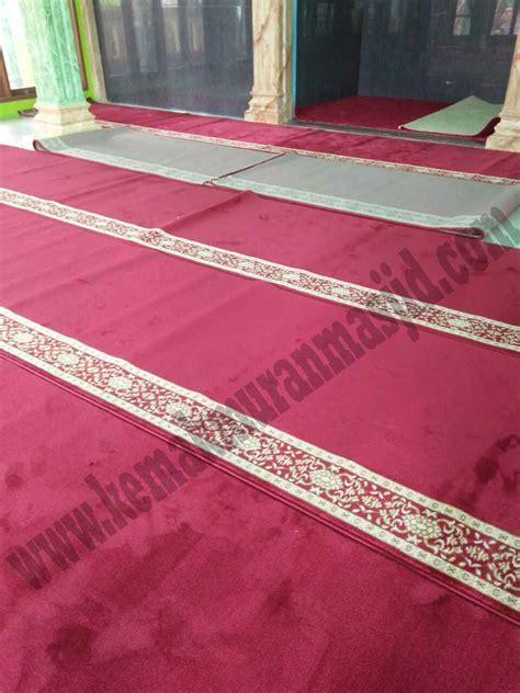 Karpet Meteran Di Bekasi karpet masjid turki al husna pusat kebutuhan masjid
