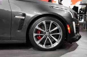 Cadillac Cts Wheels 2015 Cadillac Cts V Wheel 1 Photo 3