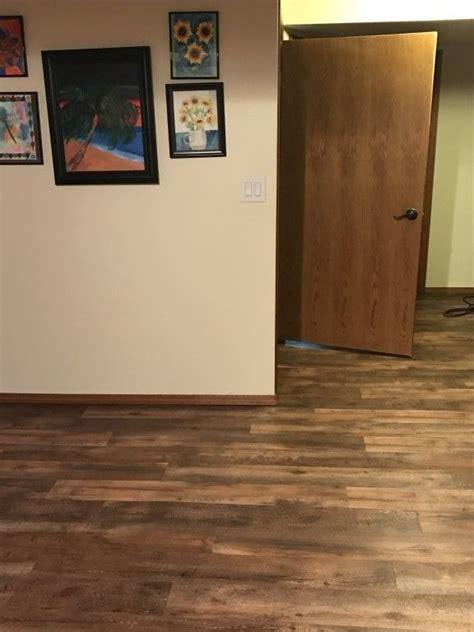 Tranquility Copper Ridge Oak Vinyl Flooring   Lumber