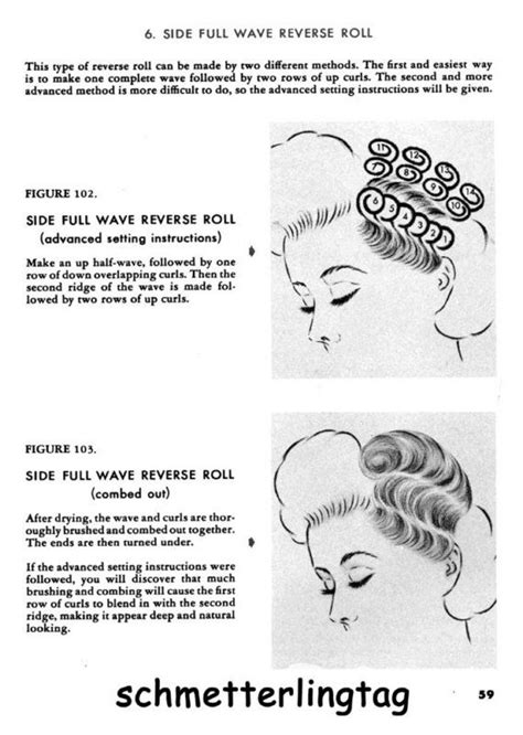 Swing Era Hairstyles | swing era hairstyles images hairstyles book swing era