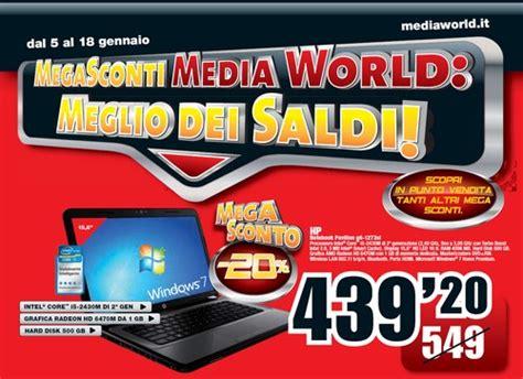 mediaworld volantino porta di roma volantino media world roma le offerte di gennaio negozi