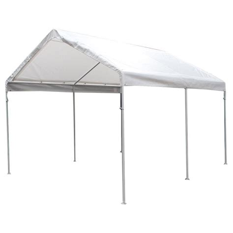 cing awnings king canopy 10 ft w x 13 ft d universal canopy c81013pc