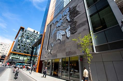 Concordia Montreal Mba by Concordia Featured On City Of Montreal S New