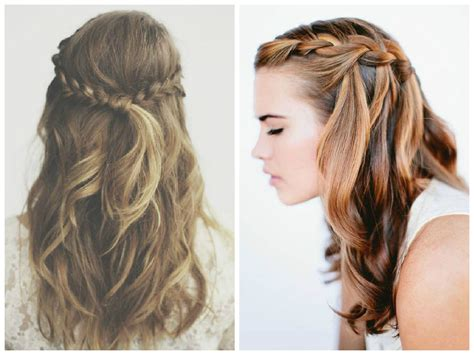 hairstyles half up half down with braids the best crown braid hairstyle ideas hair world magazine