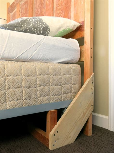 How To Fix Metal Bed Frame 25 Best Ideas About Antique Headboard On