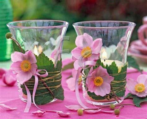 decorazioni con i fiori decorazioni estive fai da te con i fiori
