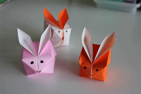 Origami Animals Rabbit - origami origami animal rabbit free printable origami