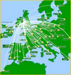 Aer Lingus Route Map by Aer Lingus Regional Summer Schedule 2013 Uk Airlines News