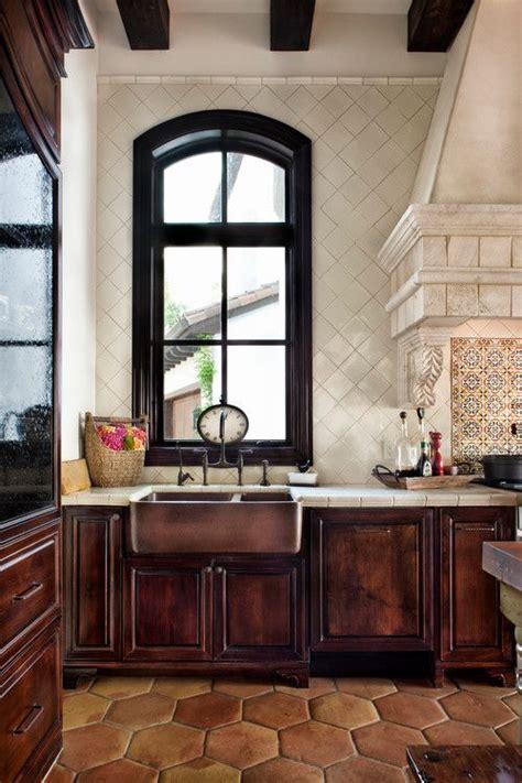 spanish style kitchen backsplashes please spanish tile with style interiors by candice