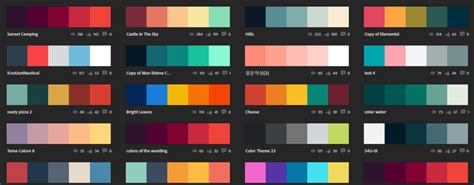 presentation colour schemes color theory for presentations studio black belt