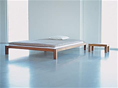 futon schweiz tatami bett futonbett edition ein tatami bett aus