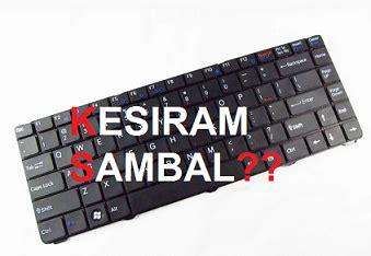cara tes keyboard laptop masih normal atau sudah rusak cara mengatasi keyboard laptop yang tersiram saos atau