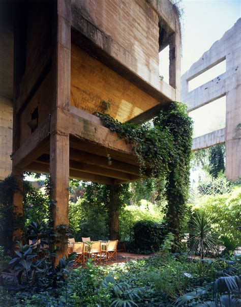 ricardo bofill architect turns old cement factory into his home and the