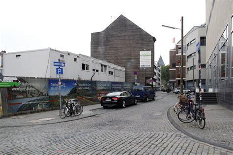 Wer Baut Terrassenüberdachung by Wer Baut Die Erweiterung Des Wallraf Richartz Museums
