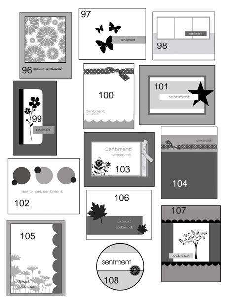 Card Template Sketch by 17 Best Images About Card Sketches On Crafting