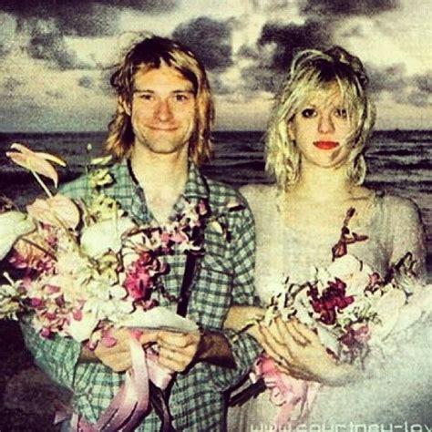 Kurt Got Stabbed by Kurt Cobain At Their Wedding