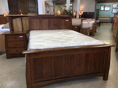 craftsman style bedroom furniture craftsman style furniture portland oak furniture