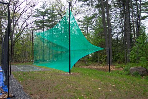 golf net for backyard vermont custom nets golf vermont custom nets