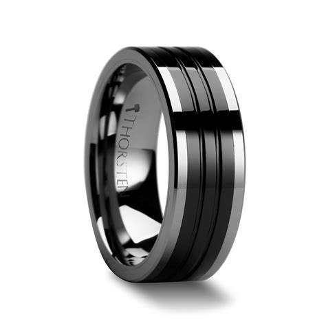 Wedding Bands Edinburgh by New Tungsten Rings Designs In Gold And Ceramic