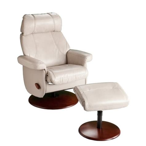 Swivel Glider With Ottoman Southern Enterprises Swivel Glider Recliner With Ottoman In Taupe Up5902rc