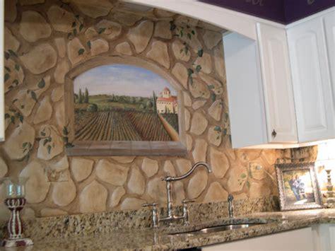 hand painted tiles for kitchen backsplash painted kitchen backsplash hand painted kitchen