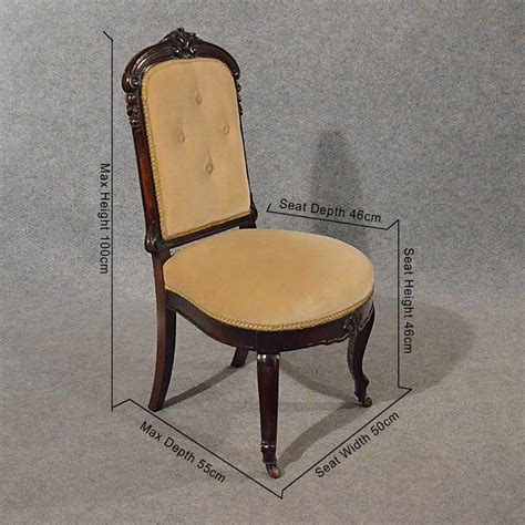 Antique Upholstered Dining Chairs Antique Upholstered Dining Chairs Quality Set 4 Antiques Atlas