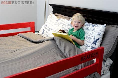 toddler bed rails     bed home diy  cut