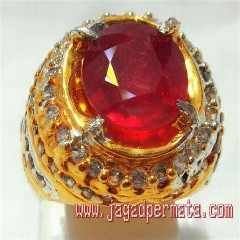 Permata Ruby Cutting 12 2 batu ruby cincin mewah jual batu permata hobi permata