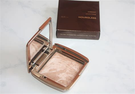 hourglass bronzer luminous bronze light hourglass ambient lighting bronzer hourglass ambient