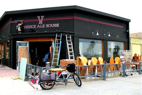 Venice Ale House by Venice Ale House Replaces Delizia With Sustainable Seafood