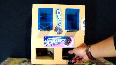 Dispenser Otomatis cara membuat dispenser oreo otomatis