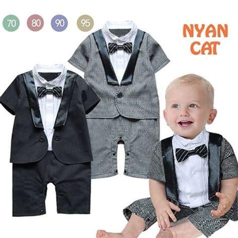 nyancat tuxedo romper bayi glam nyan cat elevenia