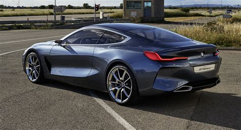 future bmw 3 series bmw 8 series concept revealed photos 1 of 61