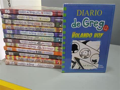 coleccion libros regalo el 8466752129 colecci 243 n 13 libros diario de greg jenga regalo 850 00 en mercado libre