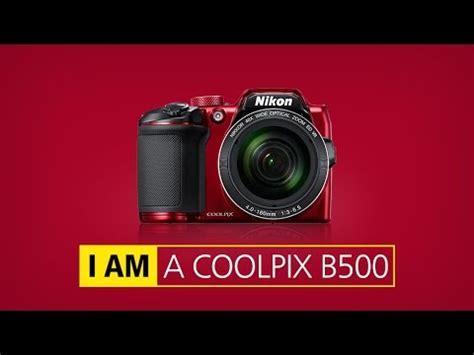 Kamera Nikon B500 itsvet nikon coolpix b500 kamera