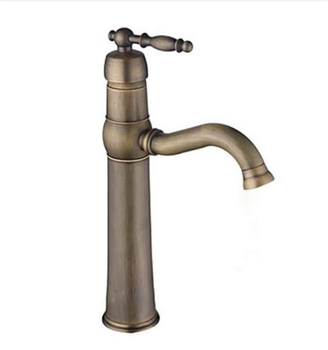 Wholesale Bathroom Faucets by Wholesale And Retail Promotion Antique Brass Single