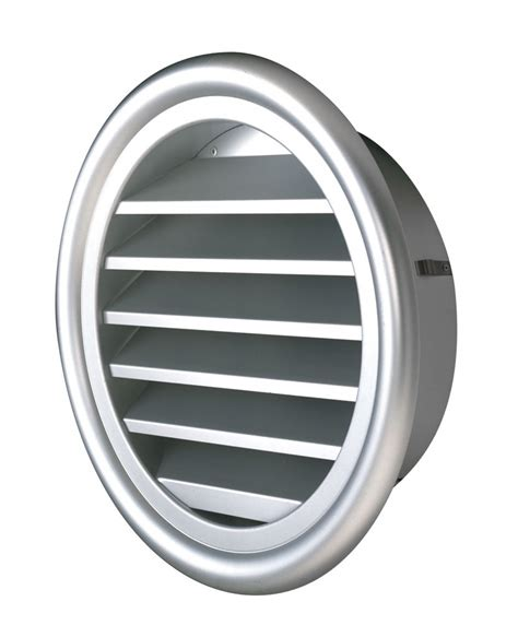 10 inch exhaust fan cover aluminium vent cap sxl rj air