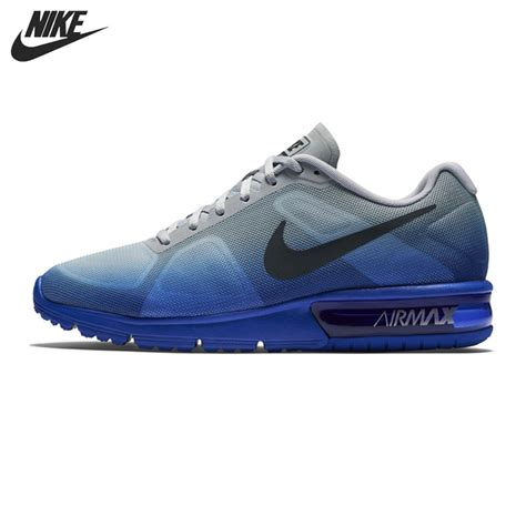 Best Seller Supatu Nike A08 1 aliexpress buy original new arrival nike air max sequent s running shoes low top