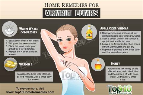 how to treat glands in armpit swollen home remedies for armpit lumps top 10 home remedies