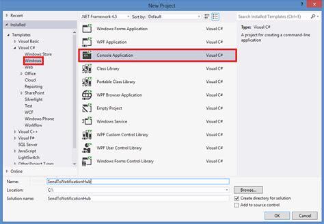 xamarin gcm tutorial introducci 243 n a los notification hubs para las aplicaciones